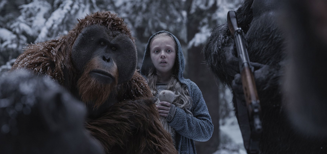 Hình ảnh phim Cuộc Chiến Của Hành Tinh Khỉ