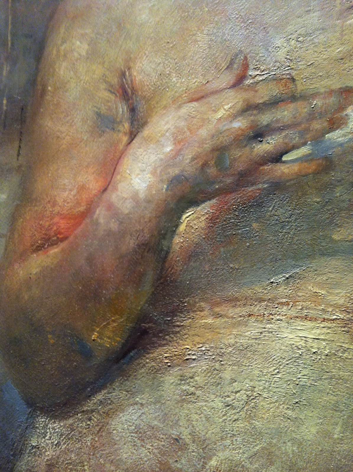 Mary Sauer Art Odd Nerdrum Opening At Forum Gallery March