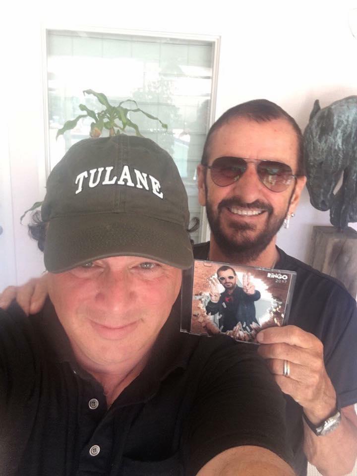 The Beatles Polska: Czy Richard Marx zdradził jak będzie wyglądać najnowszy album Ringo Starra?