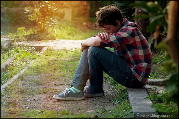 Sad Boy Alone Quotes: Stylish Boys Display Pictures