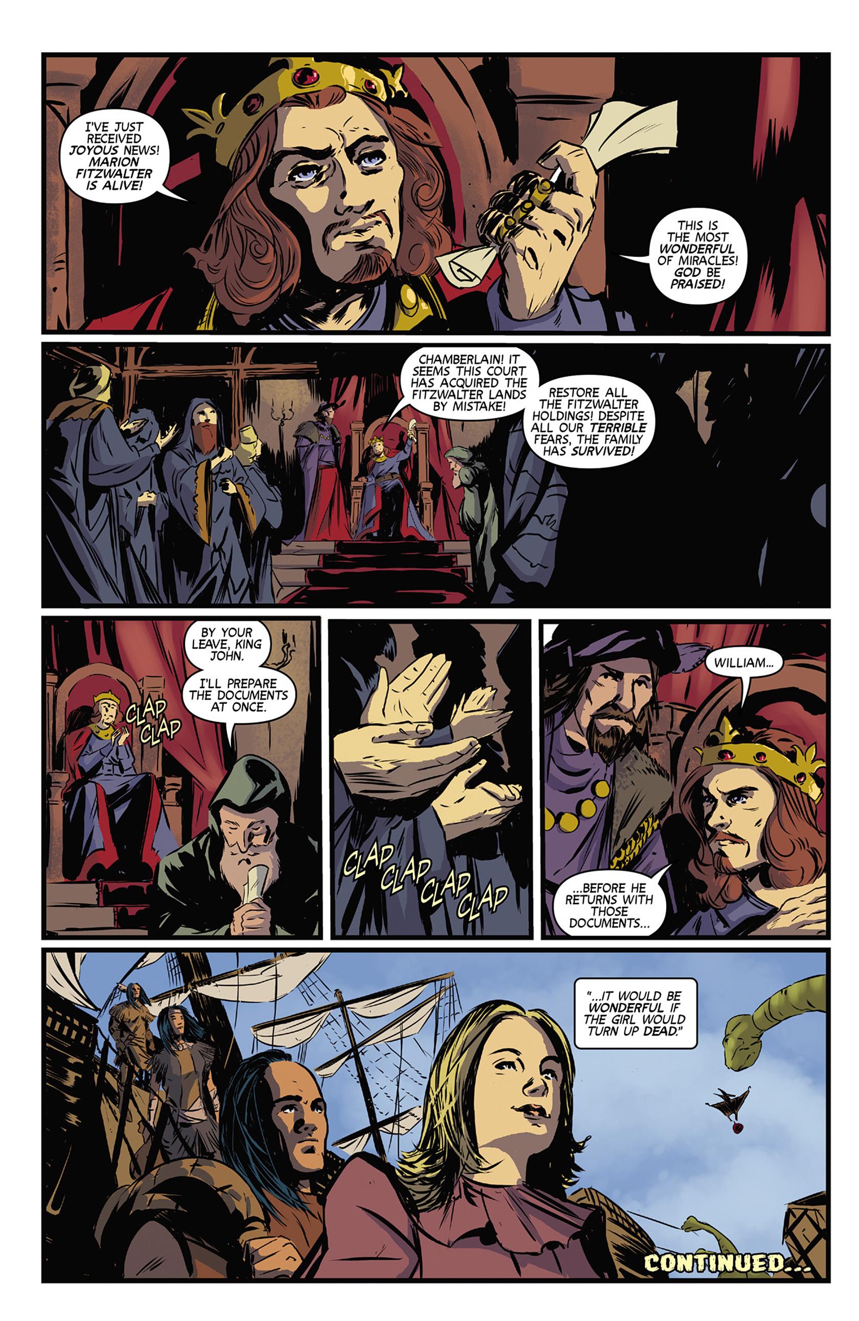 Read online Turok: Dinosaur Hunter (2014) comic -  Issue #9 - 24