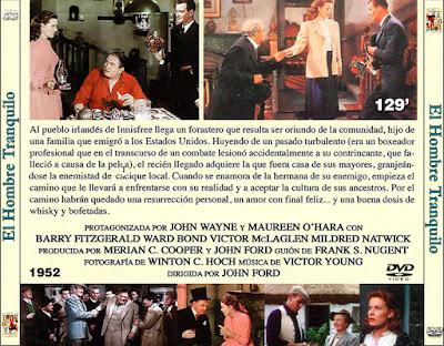 El hombre tranquilo (John Wayne) - [1952]