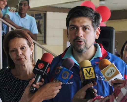 """""""Fue un error llamar a los presos políticos personas detenidas"""""""