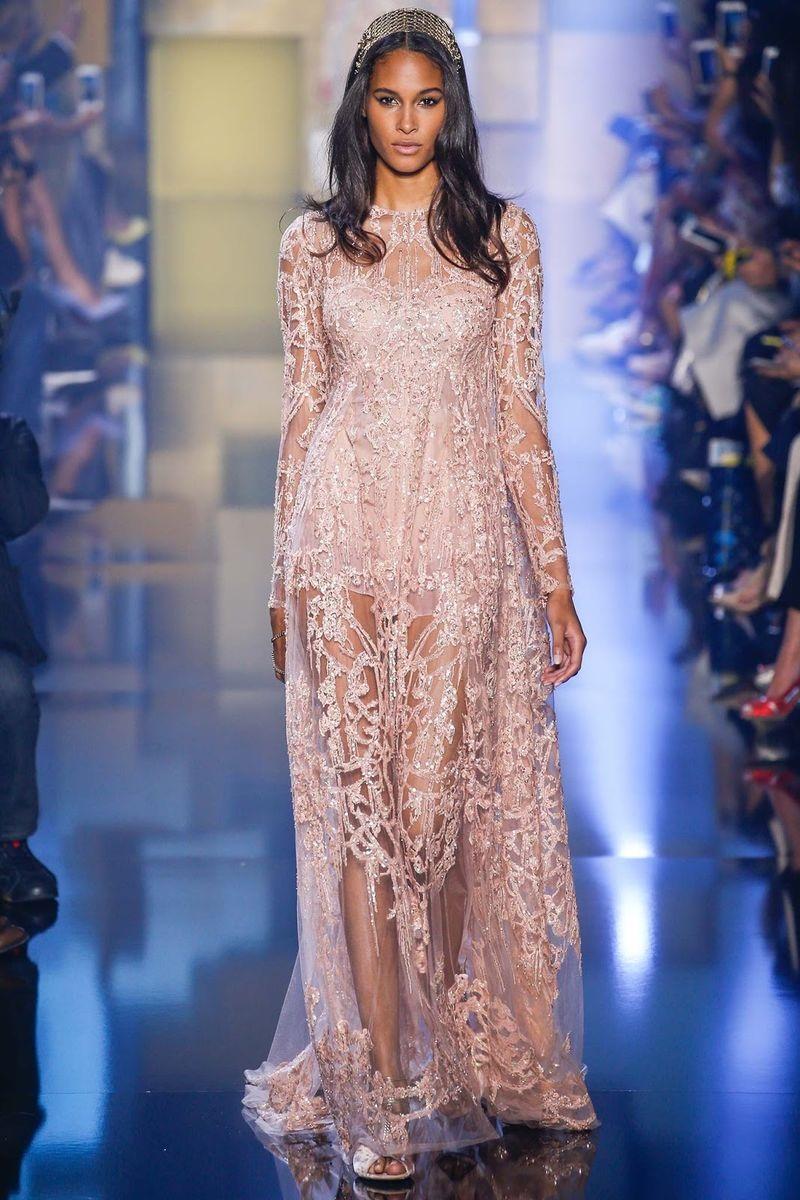 Ultra Tendencias: La última colección de vestidos de Elie Saab se ...