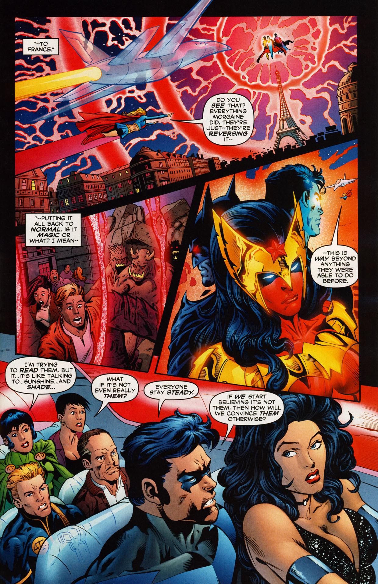 Read online Trinity (2008) comic -  Issue #43 - 27