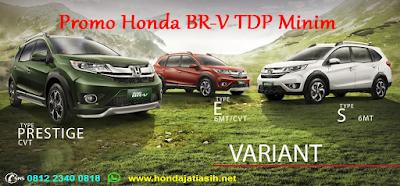 Promo Paket Kredit Ringan Honda BR-V