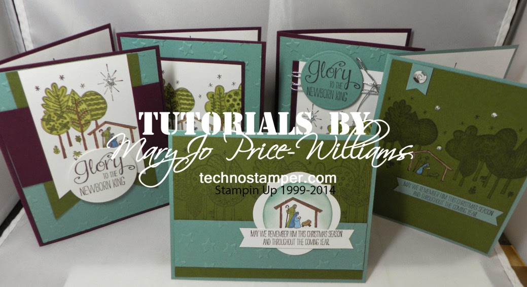 The Newborn King Card Set