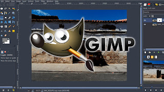 Gimp la alternativa libre a Photoshop
