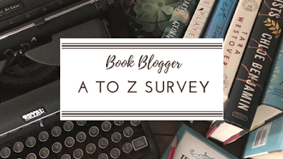 Book Blogger A to Z Survey