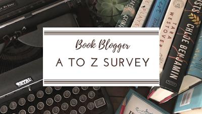 Book Blogger A to Z Survey
