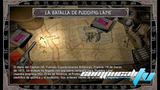 Call of Cthulhu The Wasted Land PC Full Español