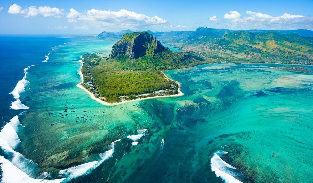 Mauritius - sumber foto www.beltandroad.news