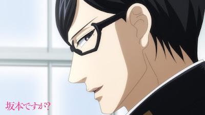 Sakamoto desu ga? Special