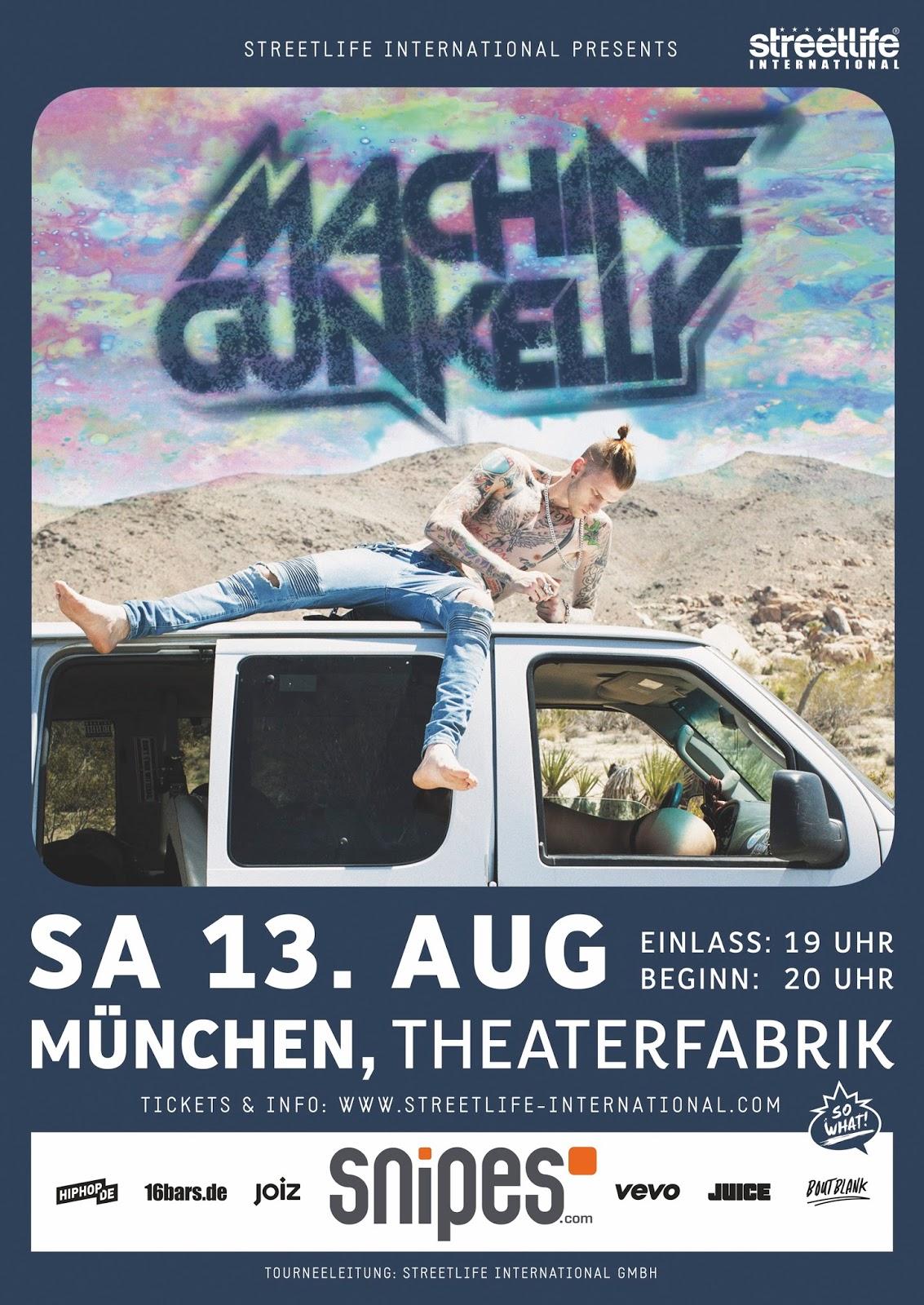Datum in München