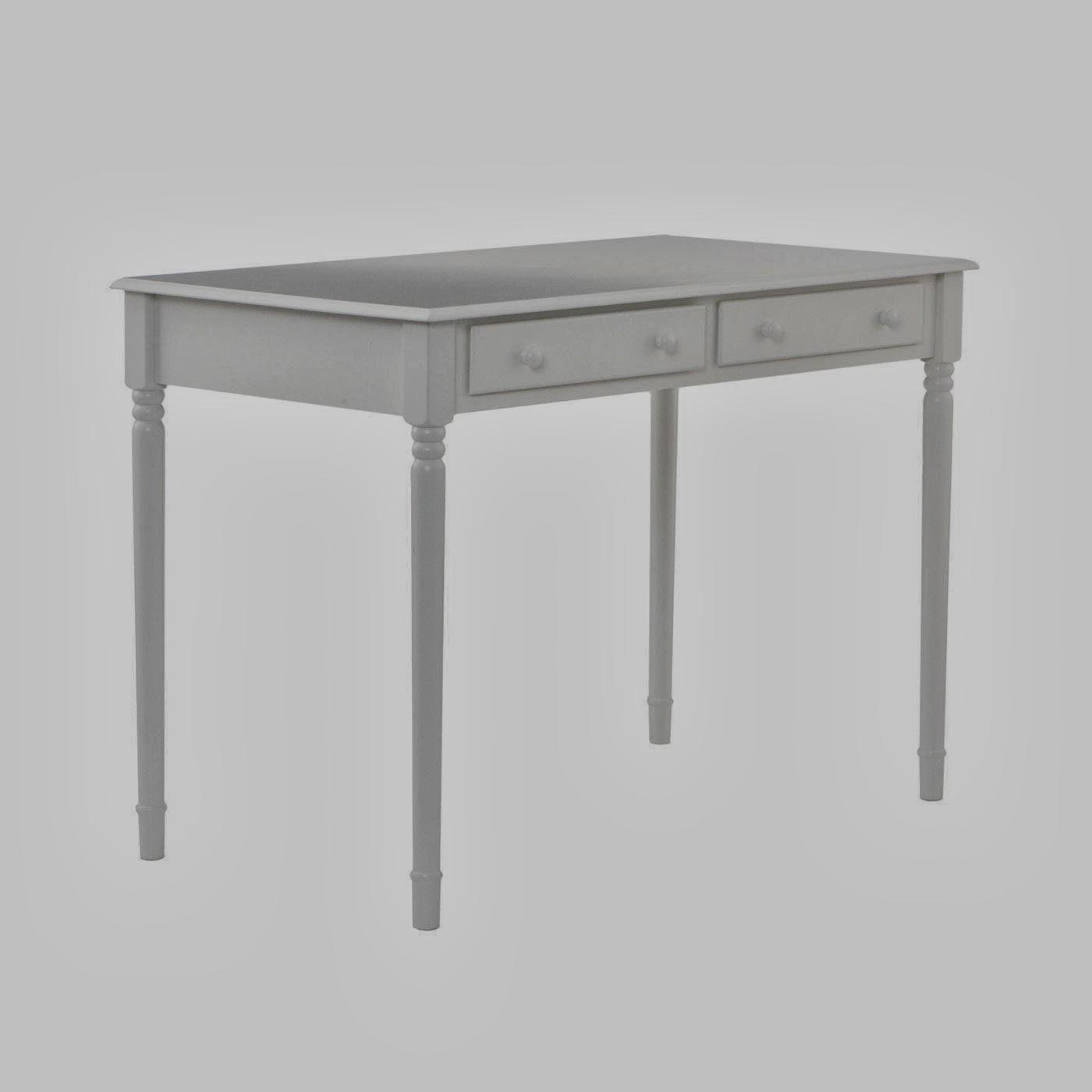 Attrayant Crisp White Small White Writing Desk