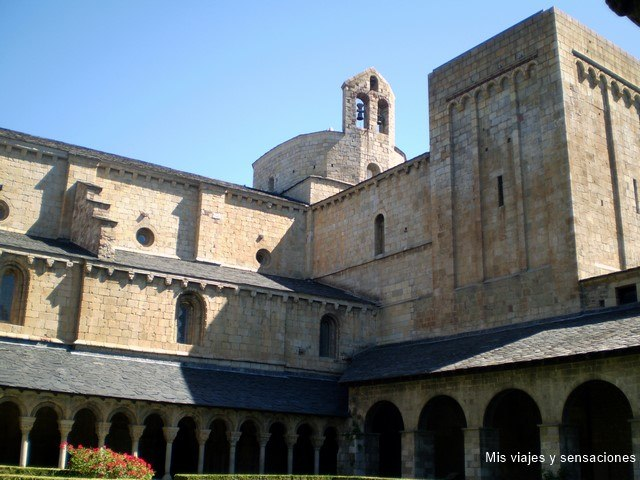 Catedral de Santa María de Urgell, Cataluña