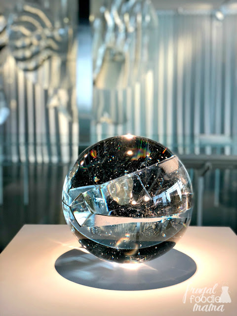 While in Corning, a visit to the Corning Museum of Glass is a must! After all, the museum & the city's 150 year history of glass making is why Corning, New York has been dubbed the Crystal City.