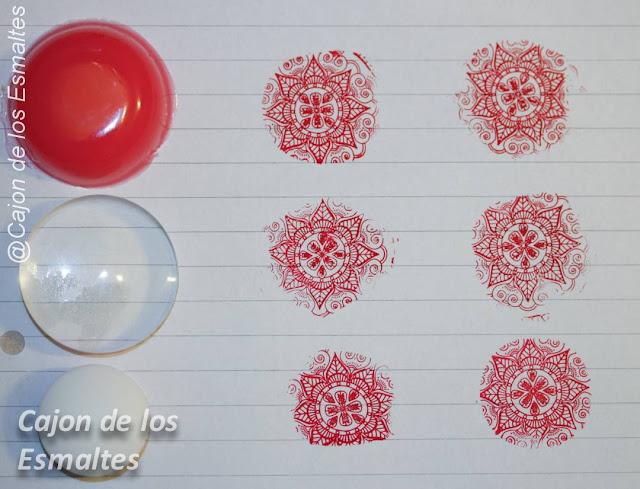 Reseña - Comparación de sellos para estampar en uñas