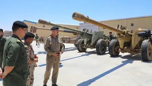 Λιβύη: Ο Χαφτάρ ορκίστηκε να διώξει τους Τούρκους από τη χώρα (ΦΩΤΟ-ΒΙΝΤΕΟ)