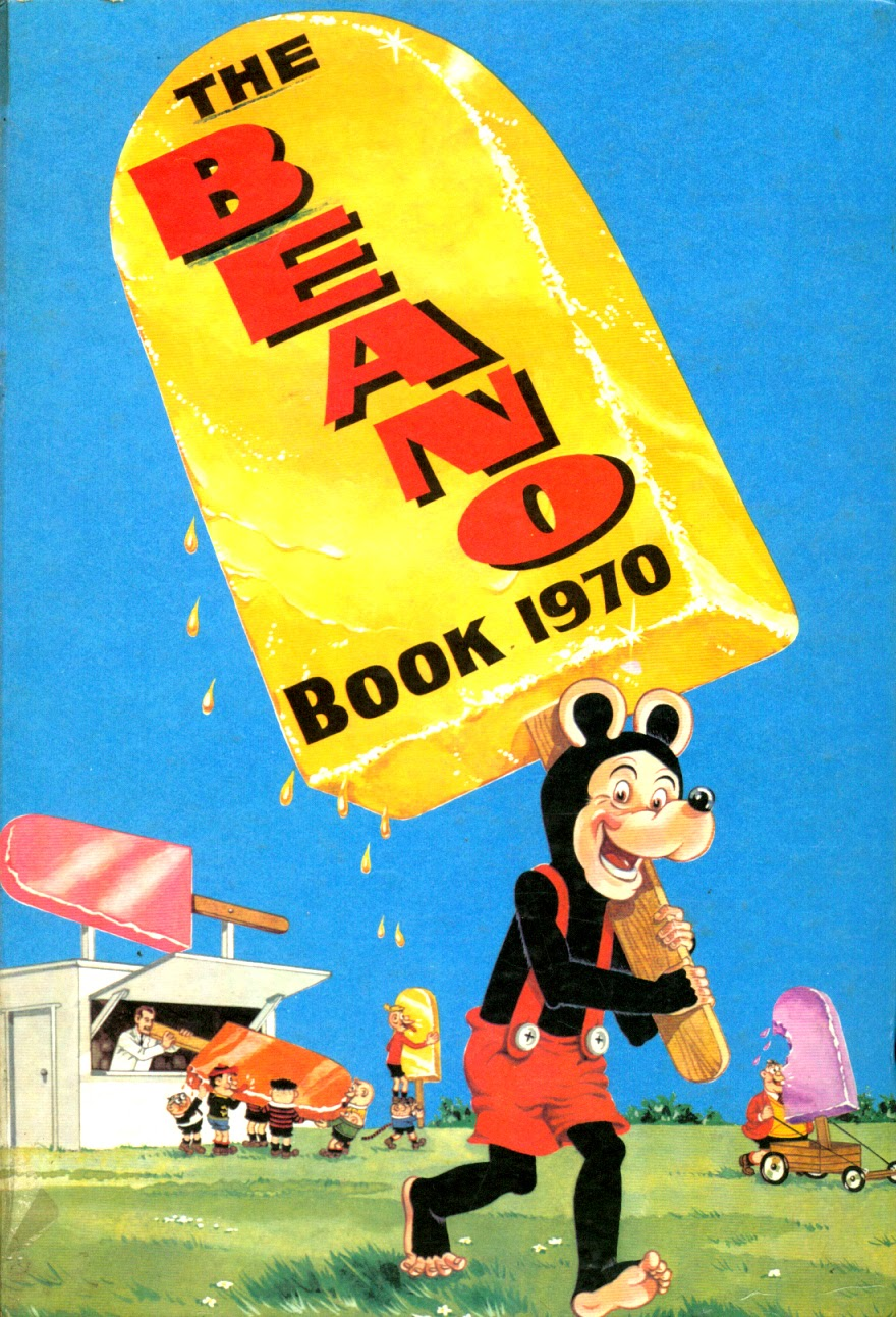 The Beano Book (Annual) 1970 Page 1