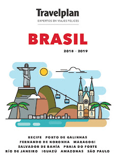 Catálogo Travelplan Circuitos Brasil 2018