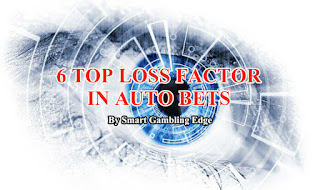 loss factor in auto bets