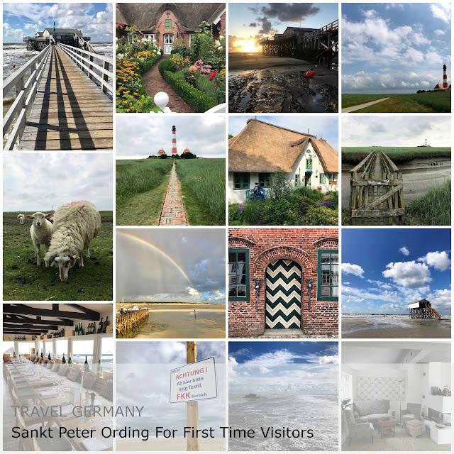 Travel Germany – Sankt Peter Ording For First Time Visitors