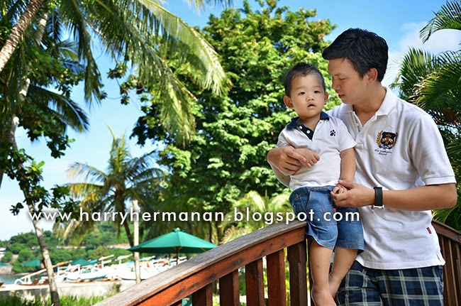 Family Photography: Di Lombok Bersama Pak Dana CS