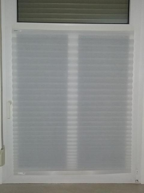 produkttests und mehr ikea faltjalousie schottis plissee 190 cm x 90 cm 100 polyester wei. Black Bedroom Furniture Sets. Home Design Ideas