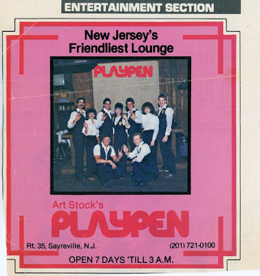 The Playpen Lounge Route 35 Sayreville, New Jersey