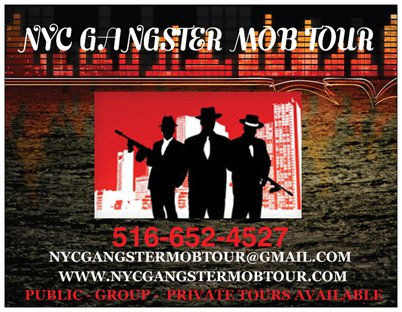 NYC GANGSTER MOB TOUR