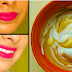 Apply This Homemade Skin Lightening Cream On Your Face Before Sleeping