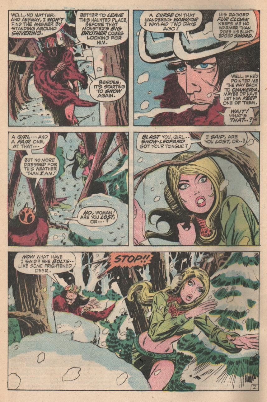 Conan the Barbarian (1970) Issue #2 #14 - English 3