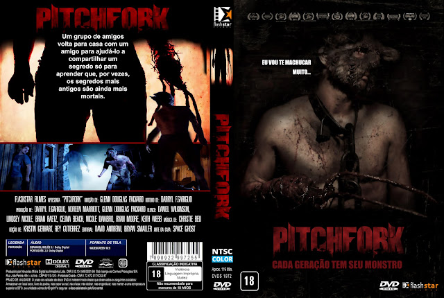 Capa DVD Pitchfork