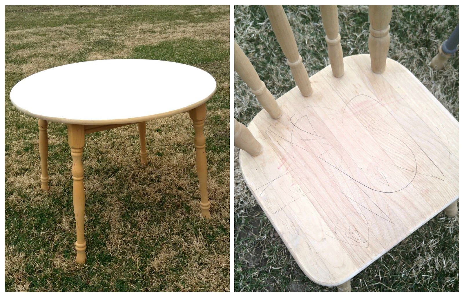 Cut Craft Create Diy Dry Erase Table Educational