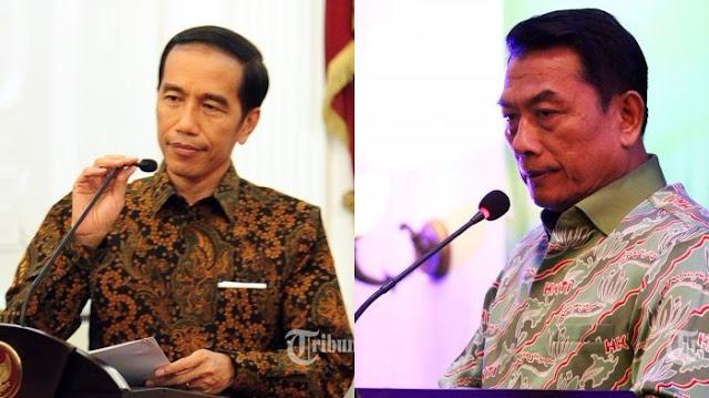 Disebut Masuk dalam Bursa Cawapres Jokowi, Moeldoko: Saya Orang yang Setia pada Tugas