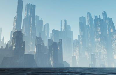 Fictional Metropolis Custom War Thunder Map | Everything War