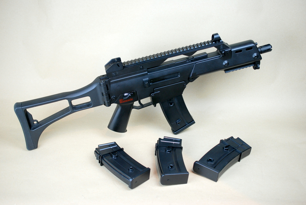 Let's Tech It From The Top: G36C - The Arrival