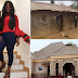 Actress Chizzy Alichi builds a mansion for her parents (SEE PHOTOS)