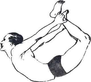 Dhanurasan or Bow pose  - Steps and Benefits