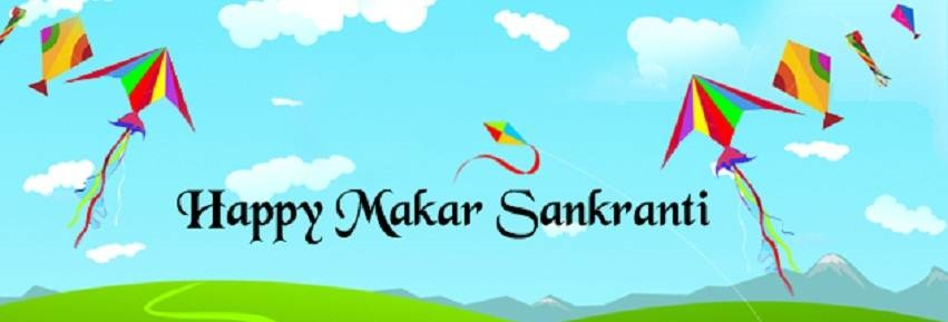 Makar Sankranti Cover Photo