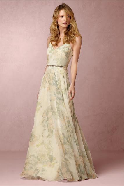 vestidos de fiesta para boda en jardin
