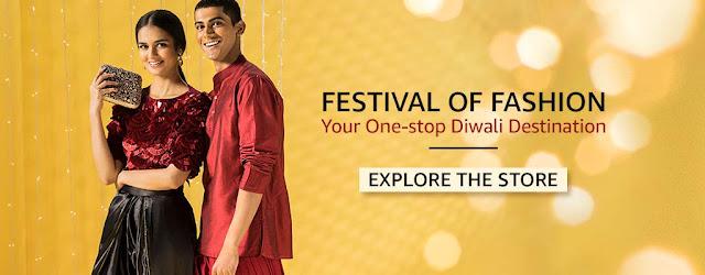 Festive of Fashion Diwali
