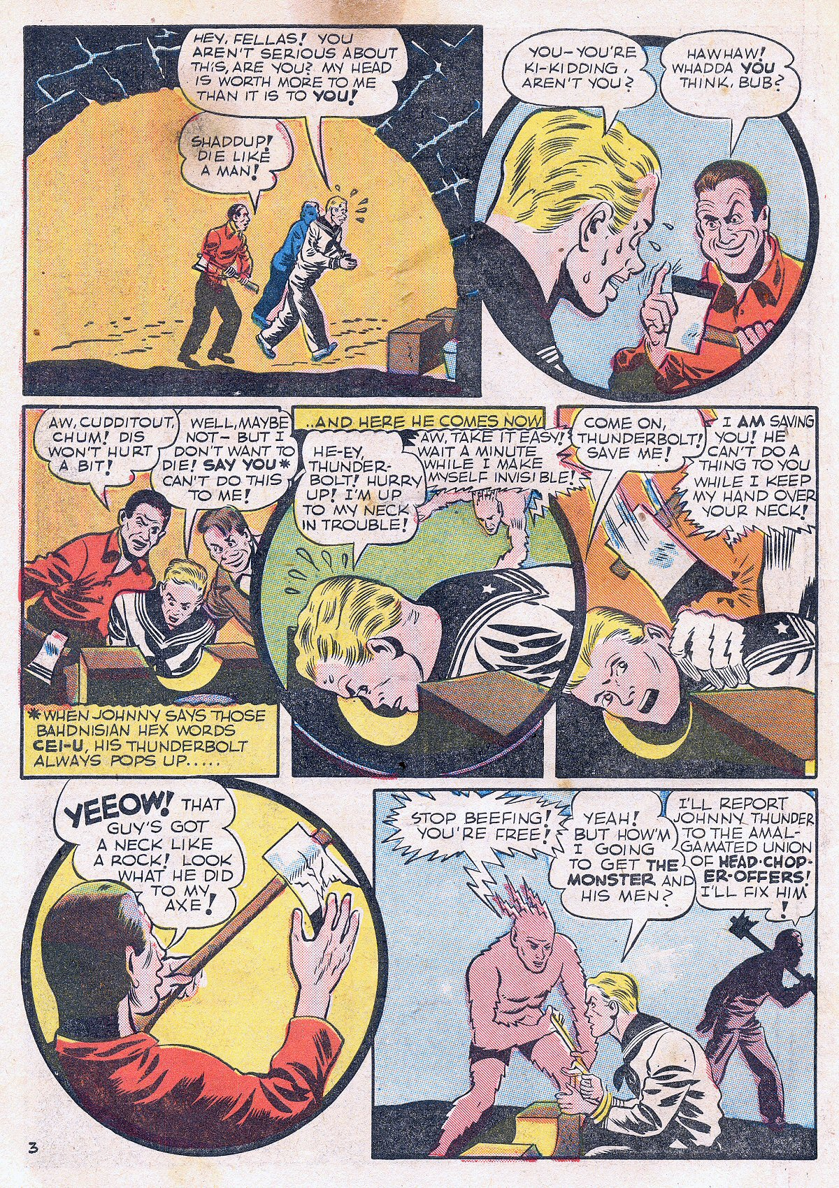 Read online All-Star Comics comic -  Issue #20 - 45