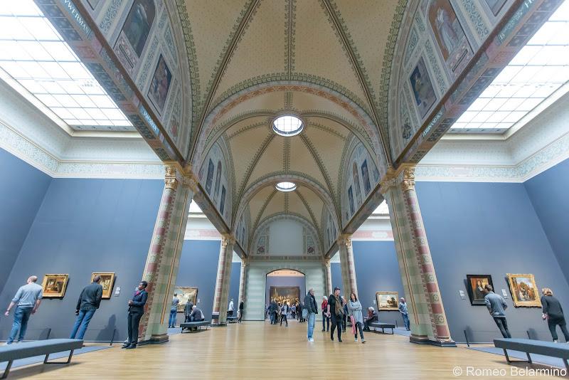 Rijksmuseum Gallery Things to Do Amsterdam Vacation