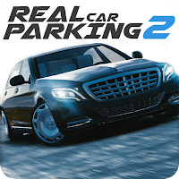 Real Car Parking 2 : Driving School 2018 Mod Apk Unlimited Money + Obb