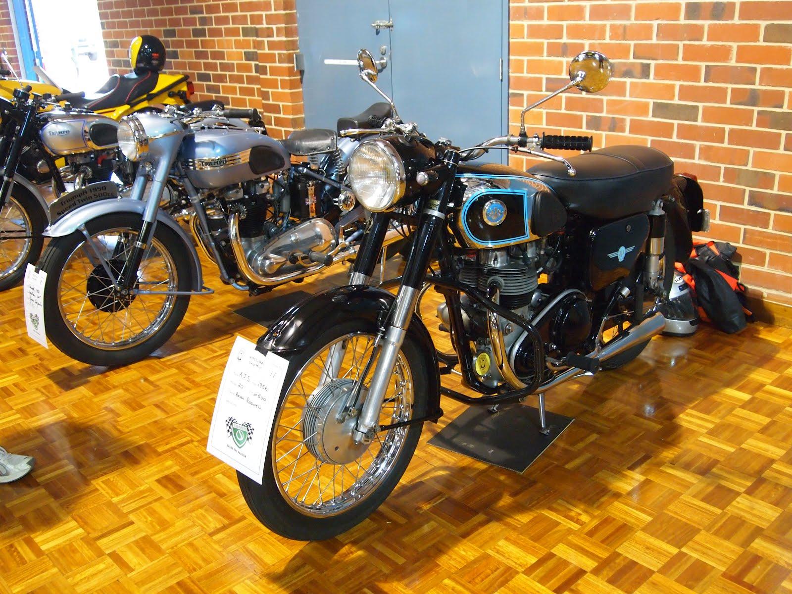 monroe motorcycle swap meet 2012