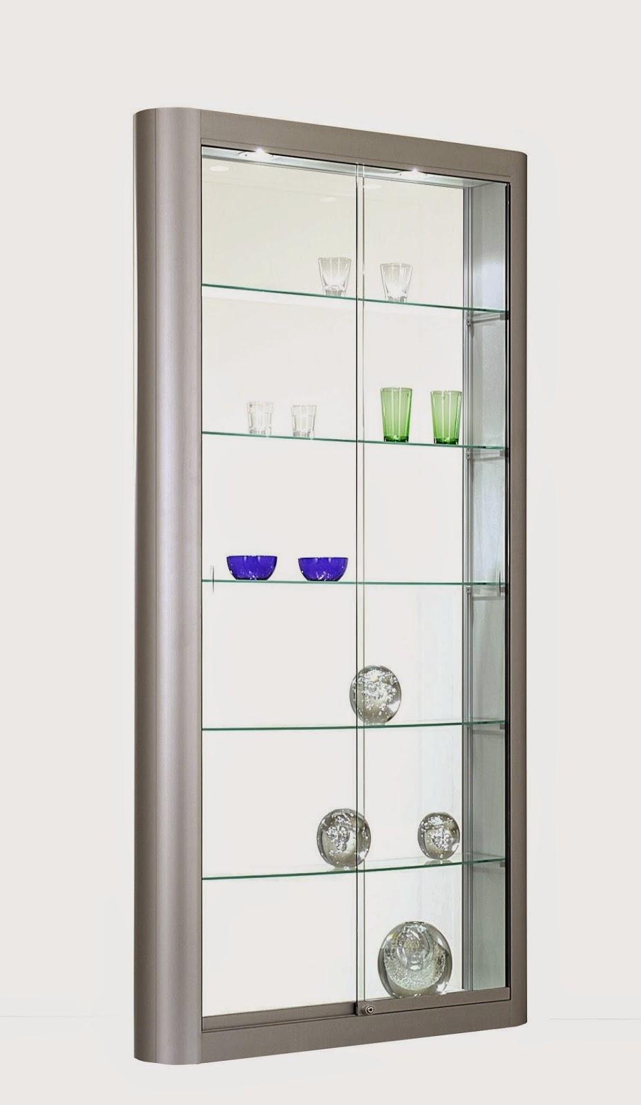Vitrinekast Glas Hangend.Vitrine Masters 2014