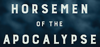 Horsemen of the Apocalypse is the new book by environmental journalist Dick Russell that details the people and institutions most responsible for today's climate and environmental crisis. (Main image: From the book cover) Click to Visit.