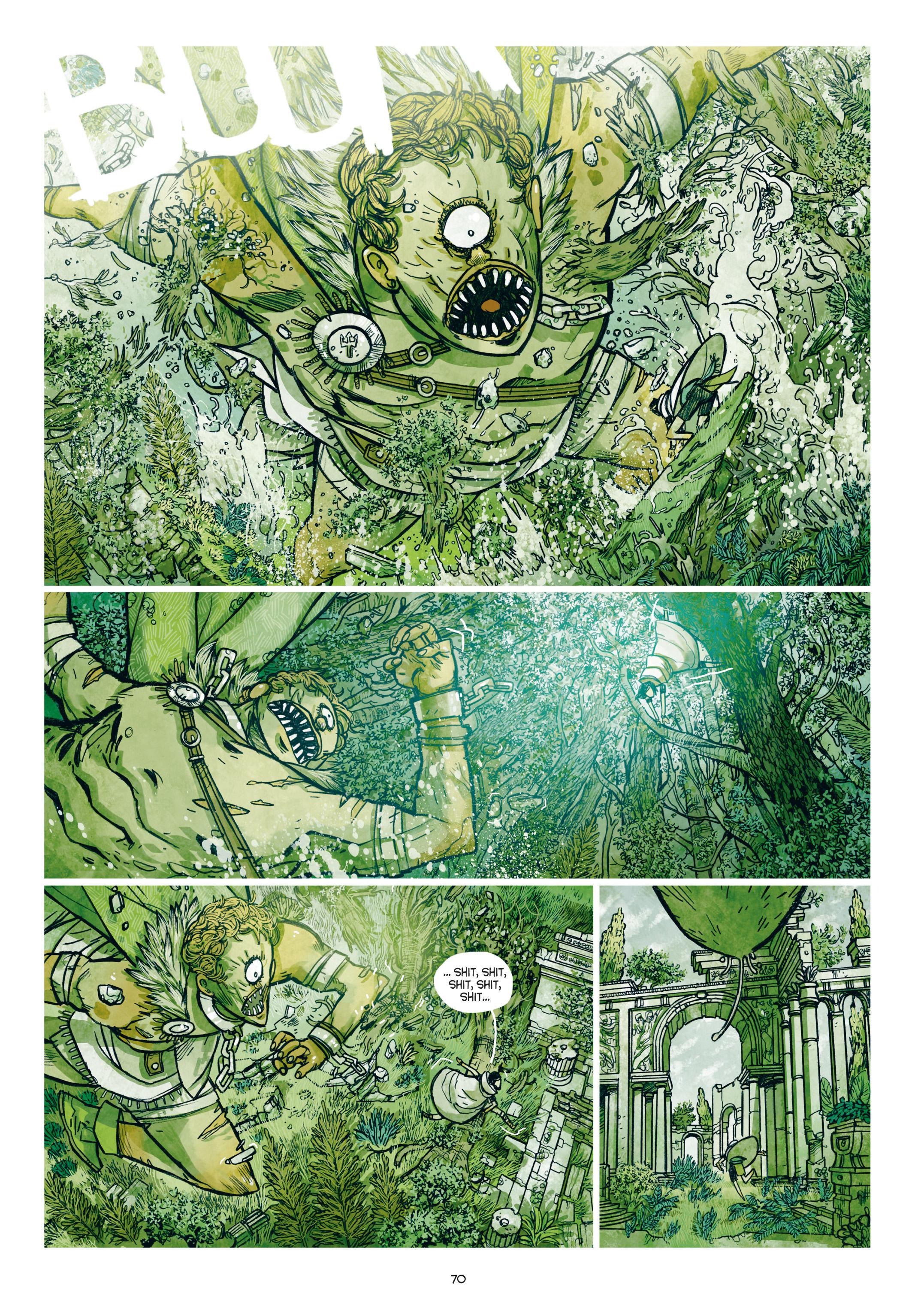 Read online Adrastée comic -  Issue #1 - 71